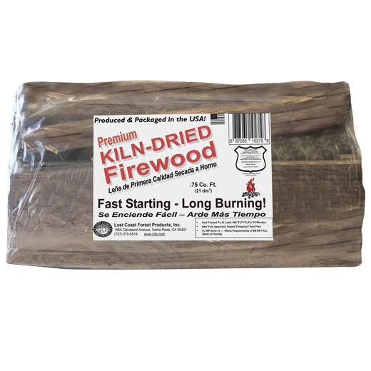 Fire Logs, Starters & Fuels