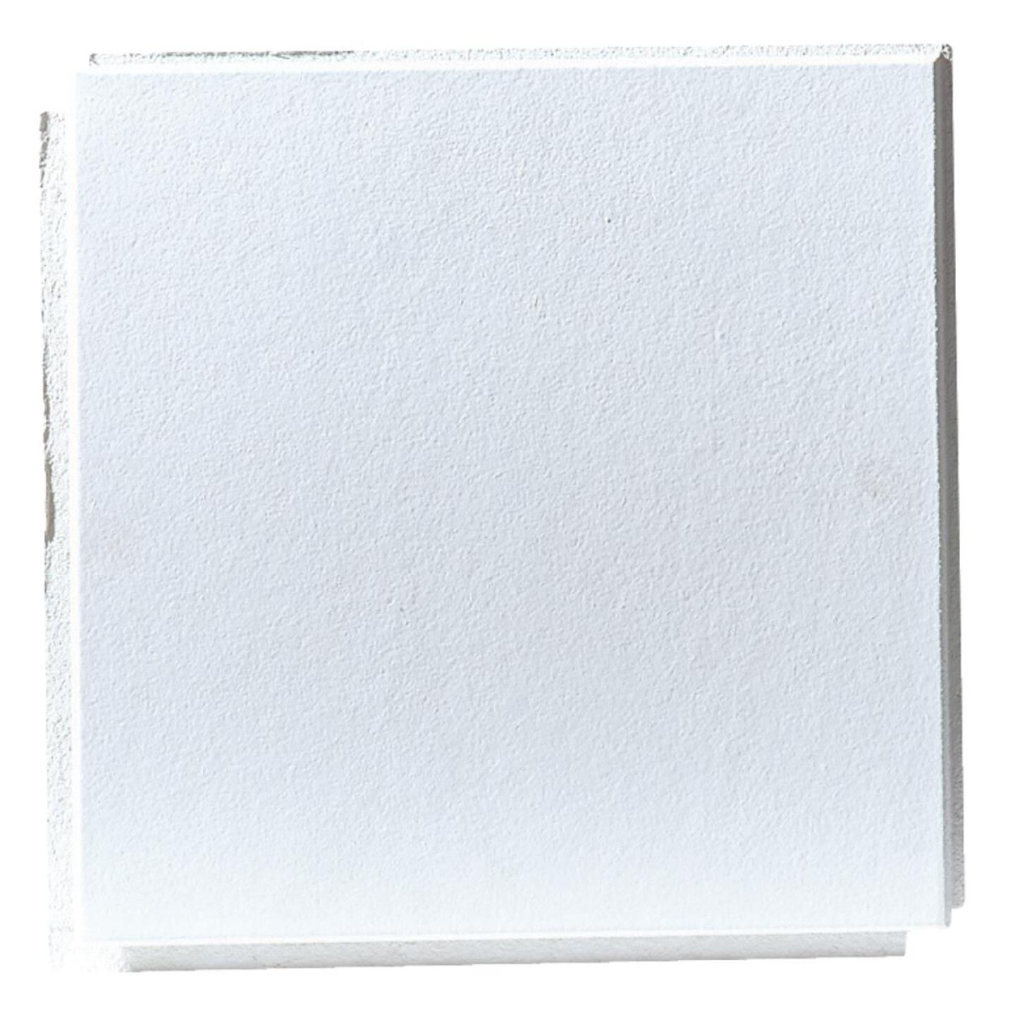 BP Silencio Chablis 12 In. x 12 In. White Wood Fiber Nonsuspended Ceiling Tile (32-Count) Image 3