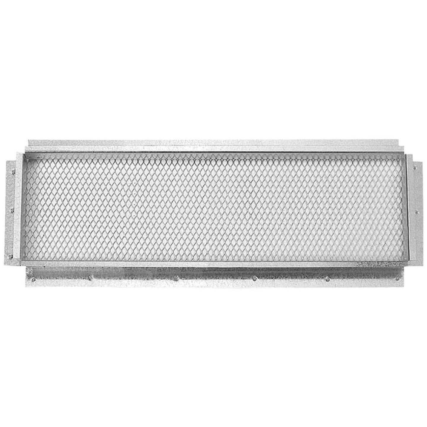 Bay Cities Metal 6 x14 Nail-In Foundation Vent Image 1