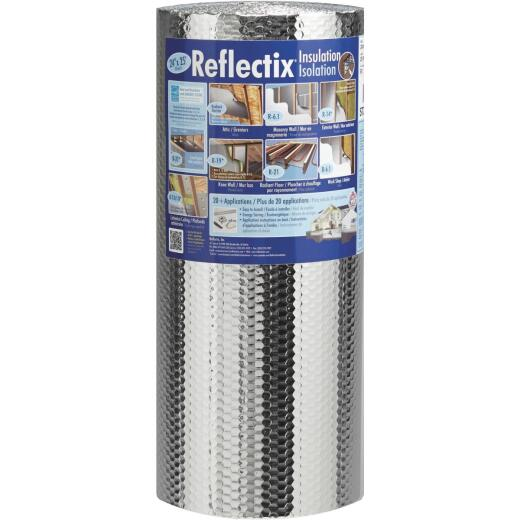 Reflectix 24 In. x 25 Ft. Staple Tab Reflective Insulation