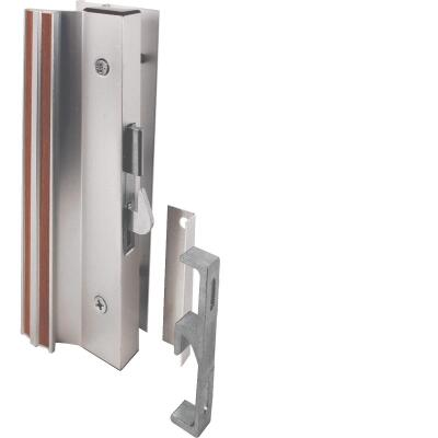 Slide-Co Aluminum Standard Surface Mounted Hook Sliding Patio Door Handle Set