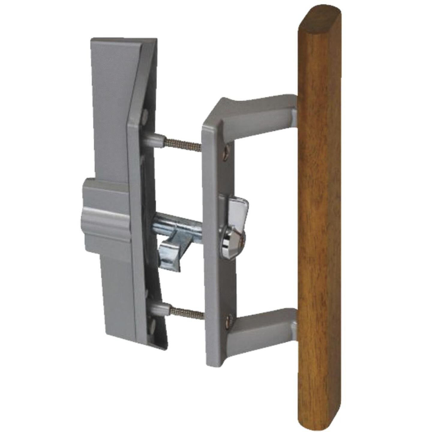 National Patio Door Handle Latch Set Image 1