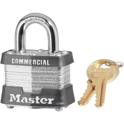 Master Lock 3476 1-1/2 In. Commercial Keyed Alike Padlock