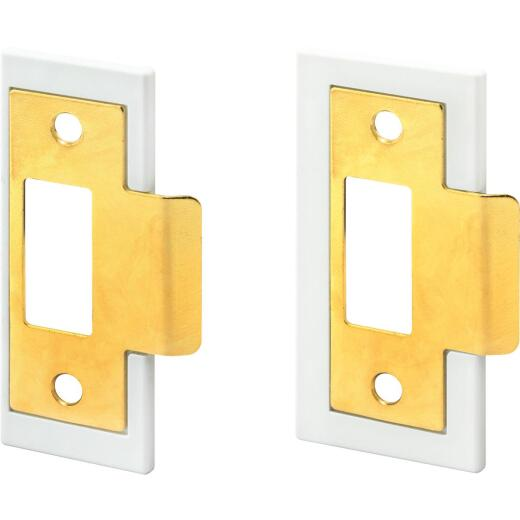 Prime-Line Fix-A-Latch Brass Repair Kit (2 Pack)