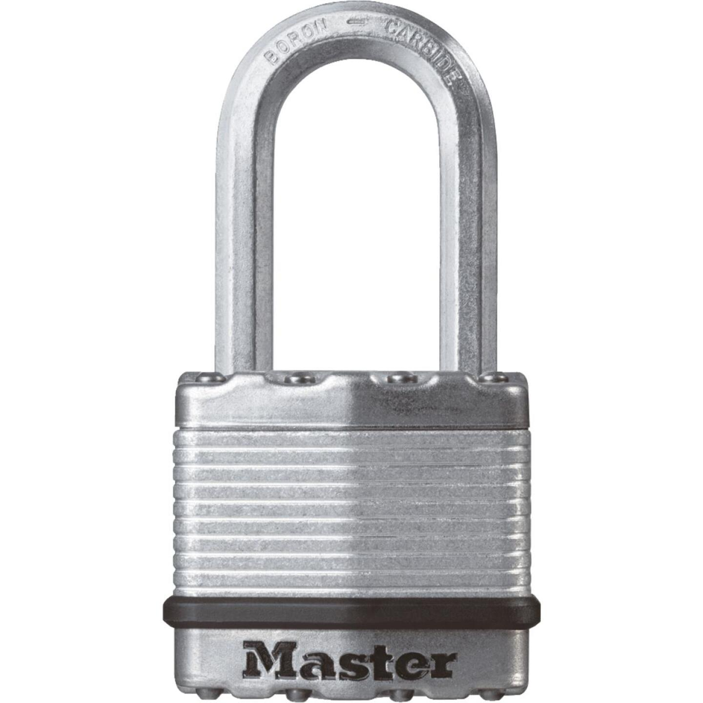 Master Lock Magnum 1-3/4 In. W. Dual-Armor Keyed Different Padlock with 1-1/2 In. L. Shackle Image 1
