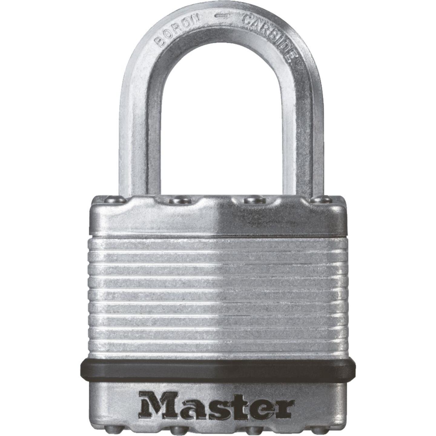 Master Lock Magnum 1-3/4 In. W. Dual-Armor Keyed Alike Padlock with 1 In. L. Shackle Image 1