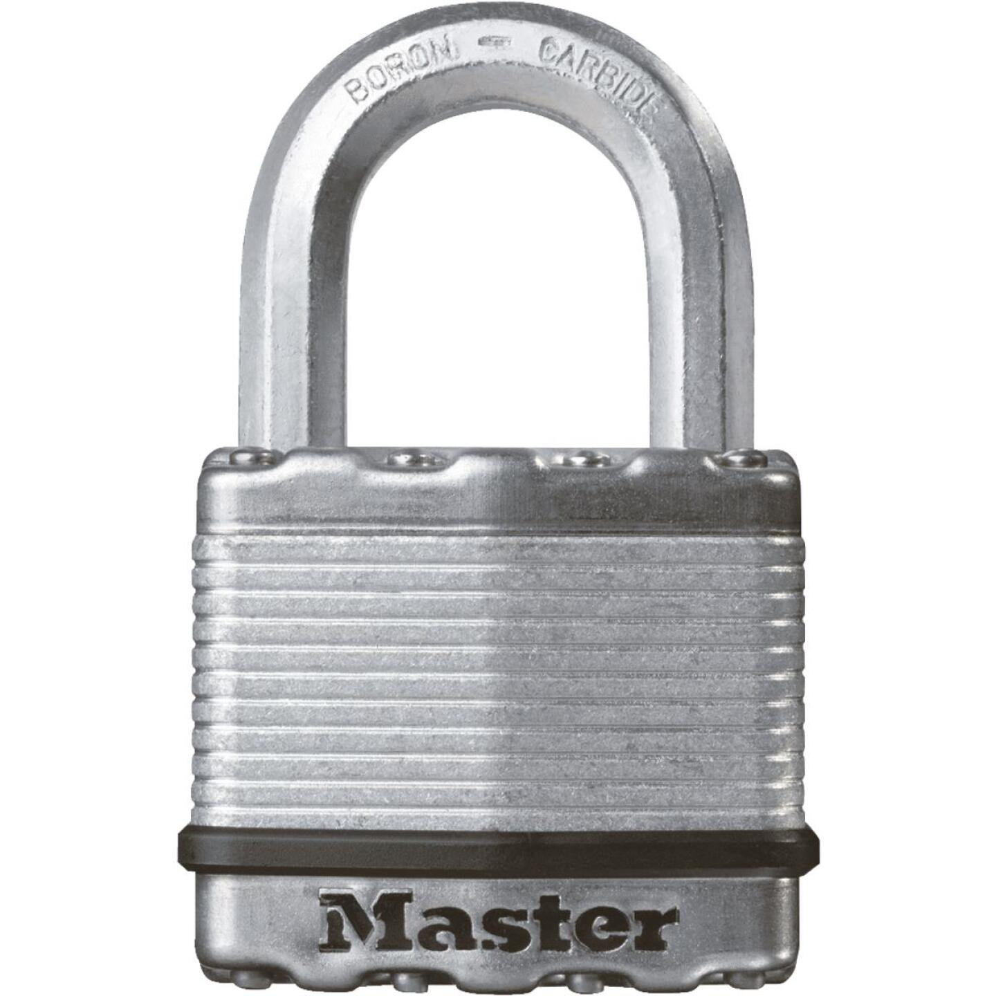 Master Lock Magnum 2 In. W. Dual-Armor Keyed Alike Padlock with 1 In. L. Shackle Image 1
