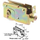 Slide-Co 1-1/4 In. Dia. x 23/32 In. W. x 2-5/16 In. L. Nylon Patio Door Roller with Housing Assembly Image 1