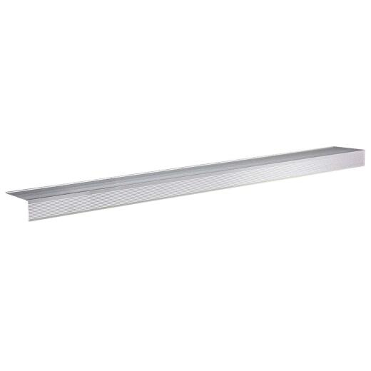 "M-D Ultra Satin nickel 72"" x 4-1/2"" Sill Nosing"