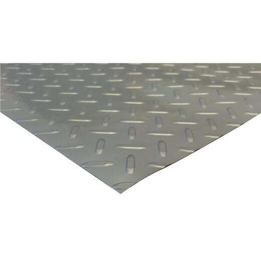 Tenex 36 In. W x 75 Ft. L Metallic Diamond Floor/Carpet Protector