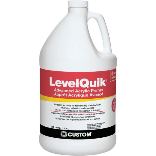 LevelQuik Gal. Advanced Acrylic Underlayment Primer