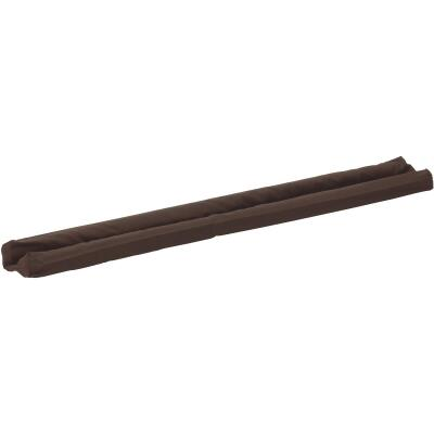 "Frost King 36"" Brown Draft Stop Cloth Seal"