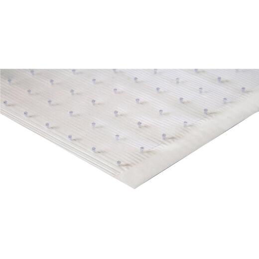 Tenex 27 In. W x 150 Ft. L Clear Classic Rib Carpet Protector