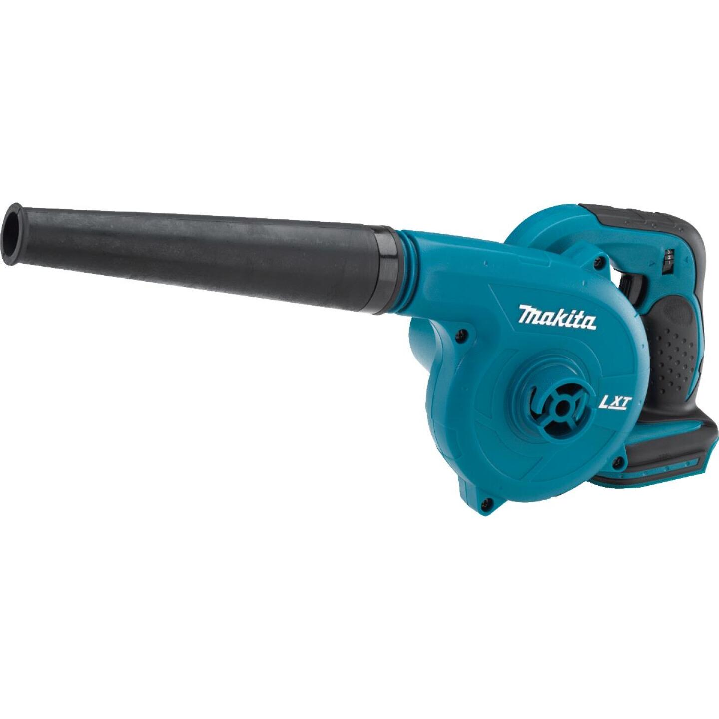 Makita 179 MPH 18 Volt LXT Lithium-Ion Cordless Blower (Bare Tool) Image 1