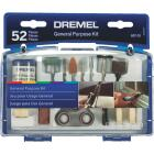 Dremel General Purpose Rotary Tool Accessory Kit (52-Piece) Image 2