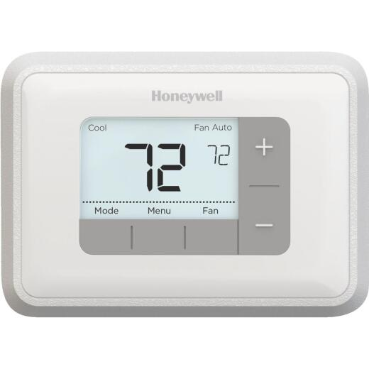 Honeywell 5-2 Day Programmable White Digital Thermostat