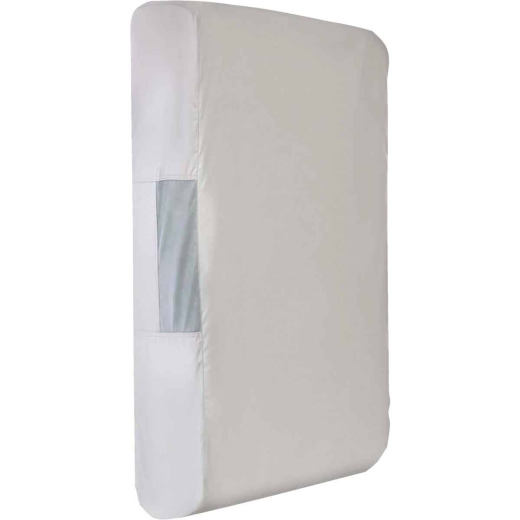MasterCool 33 In. W x 11 In. D x 44 In. H Polyester/Polypropylene Exterior Evaporative Cooler Cover
