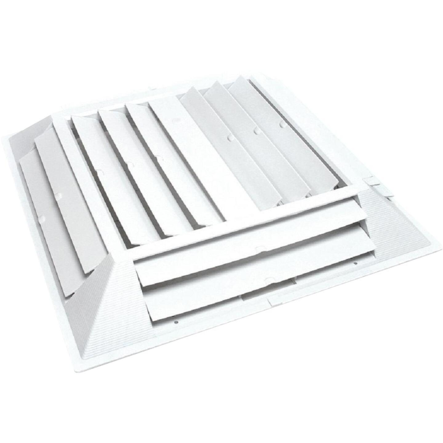 Dial 22-1/2 In. W x 22-1/2 In. H Six-Way Evaporative Cooler Grille Image 1
