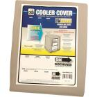 Dial 34 In. W x 34 In. D x 40 In. H Polyester Evaporative Cooler Cover, Side Discharge Image 1