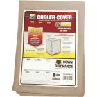 Dial 40 In. W x 40 In. D x 46 In. H Polyester Evaporative Cooler Cover, Down Discharge Image 1
