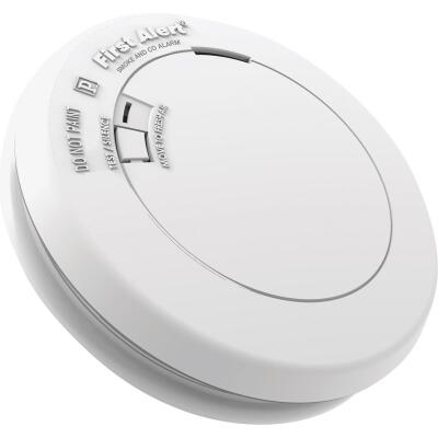 First Alert Battery Operated 3V Photoelectric Carbon Monoxide and Smoke Alarm