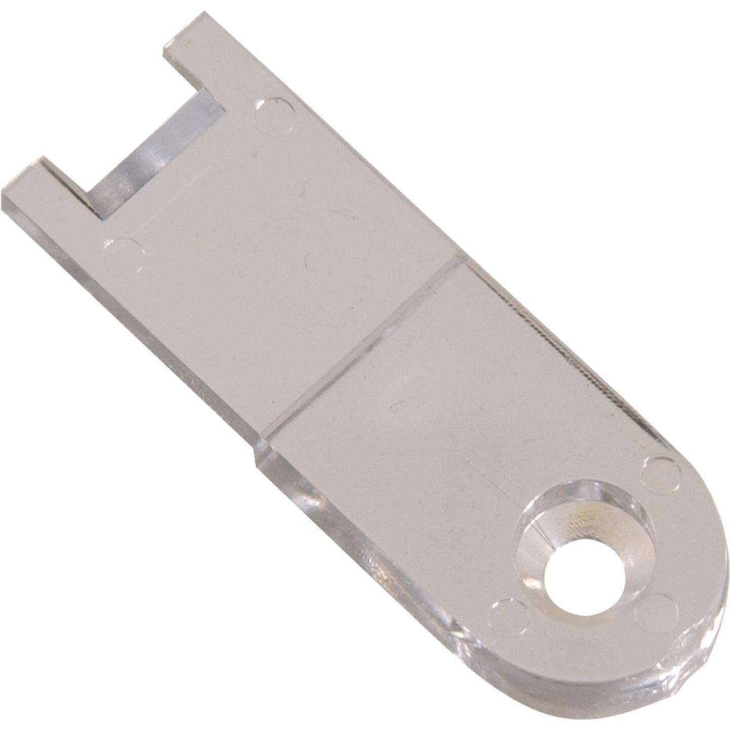 Hillman Fastener Clear Plastic Switch Lock (2-Pack) Image 1