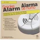 First Alert Battery Operated 9V Ionization Smoke Alarm Image 3