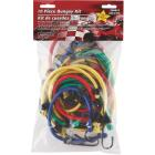 Erickson Assorted Vinyl Coated Wire Bungee Cord Set Image 3