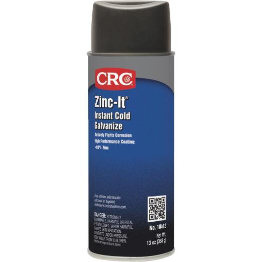 CRC Zinc-It 13 Oz. Gray Galvanized Coating