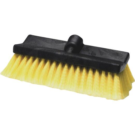 "Carrand Synthetic 10"" Yellow Wash Brush"