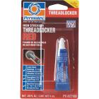 PERMATEX 0.2 Oz. Red High Strength Threadlocker Image 1