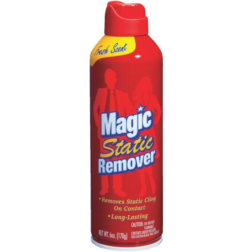Magic 6 Oz. Static Remover