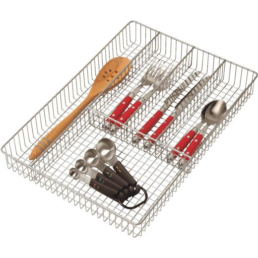Spectrum Large Grid Cutlery Tray