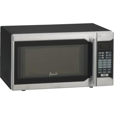 Avanti 0.7 Cu. Ft. Stainless Steel Countertop Microwave
