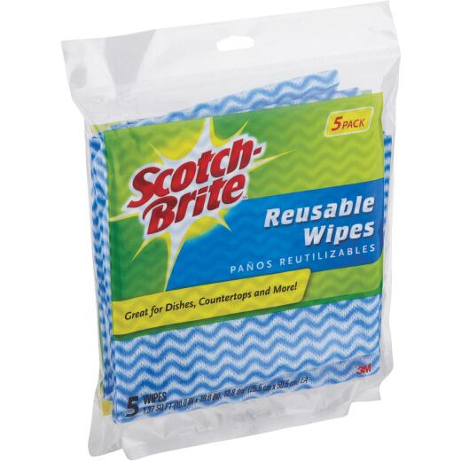 Scotch-Brite Kitchen Cleaning Wipes (5 Count)
