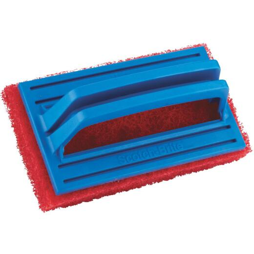3M Scotch-Brite Medium Scrubber with Handle
