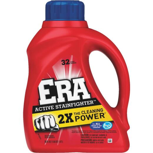 Era Active Stainfighter 50 Oz. 32 Load Liquid Laundry Detergent
