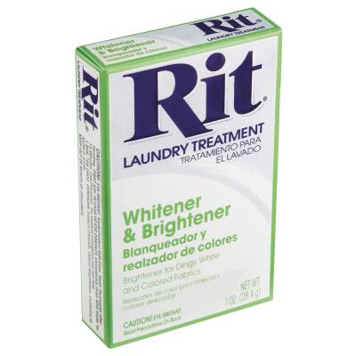 Rit 1 Oz. Fabric Whitener & Brightener Laundry Booster