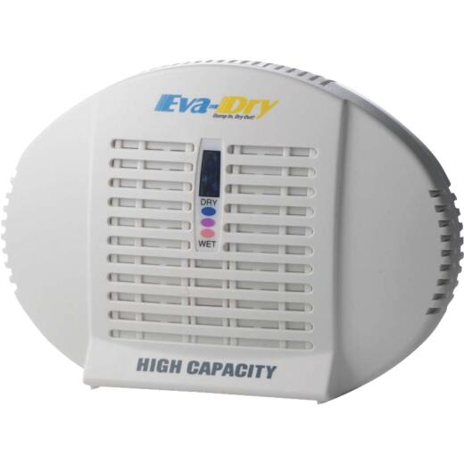 Eva-Dry 500 Cu. Ft. 30 to 60 Days Duration Renewable Mini Dehumidifier