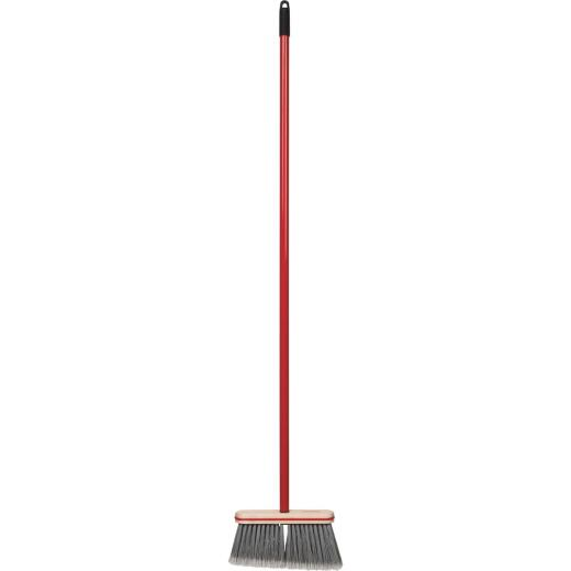 Harper 9 In. Angled Indoor Upright Broom with 48 In. Metal Handle