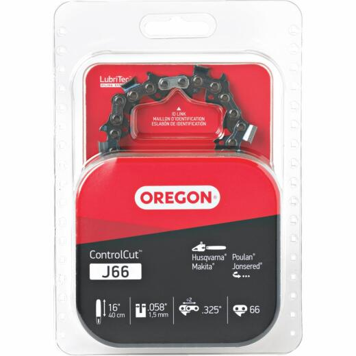 Oregon ControlCut J66 16 In. Chainsaw Chain