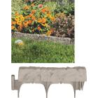 Suncast 6 In. H. x 12 In. L. Border Stone Poly Lawn Edging (10-Pack) Image 1