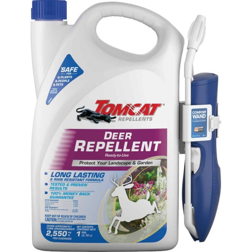 Tomcat 1 Gal. Ready To Use Deer & Rabbit Repellent