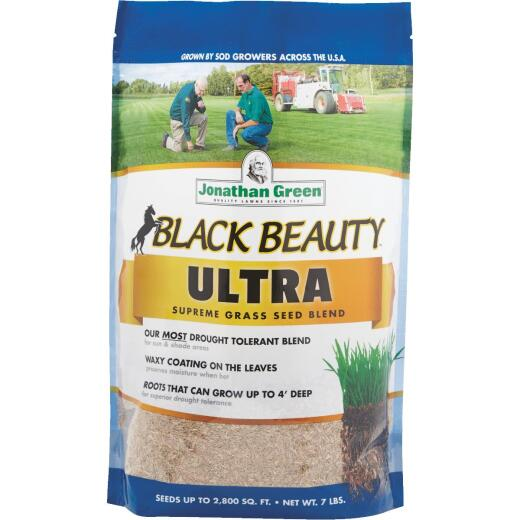 Jonathan Green Black Beauty Ultra 7 Lb. 1400 Sq. Ft. Coverage Tall Fescue Grass Seed