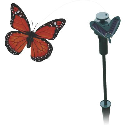 Headwind 19 In. H. Solar Butterfly Fluttering Lawn Ornament