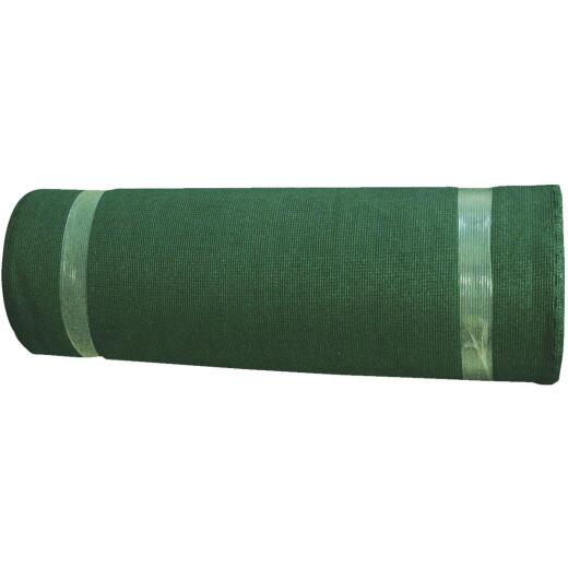 Coolaroo 6 Ft. W. x 100 Ft. L. Heritage Green 90% UV Sun Screen Fabric