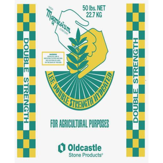 Oldcastle 50 Lb. Hydrated Lime