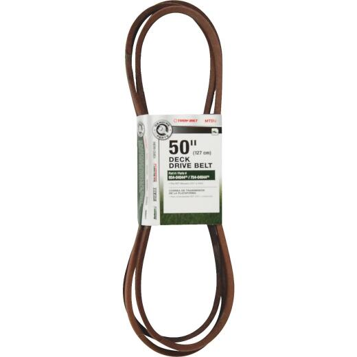 Arnold 50 In. Zero-Turn Mower Deck Belt