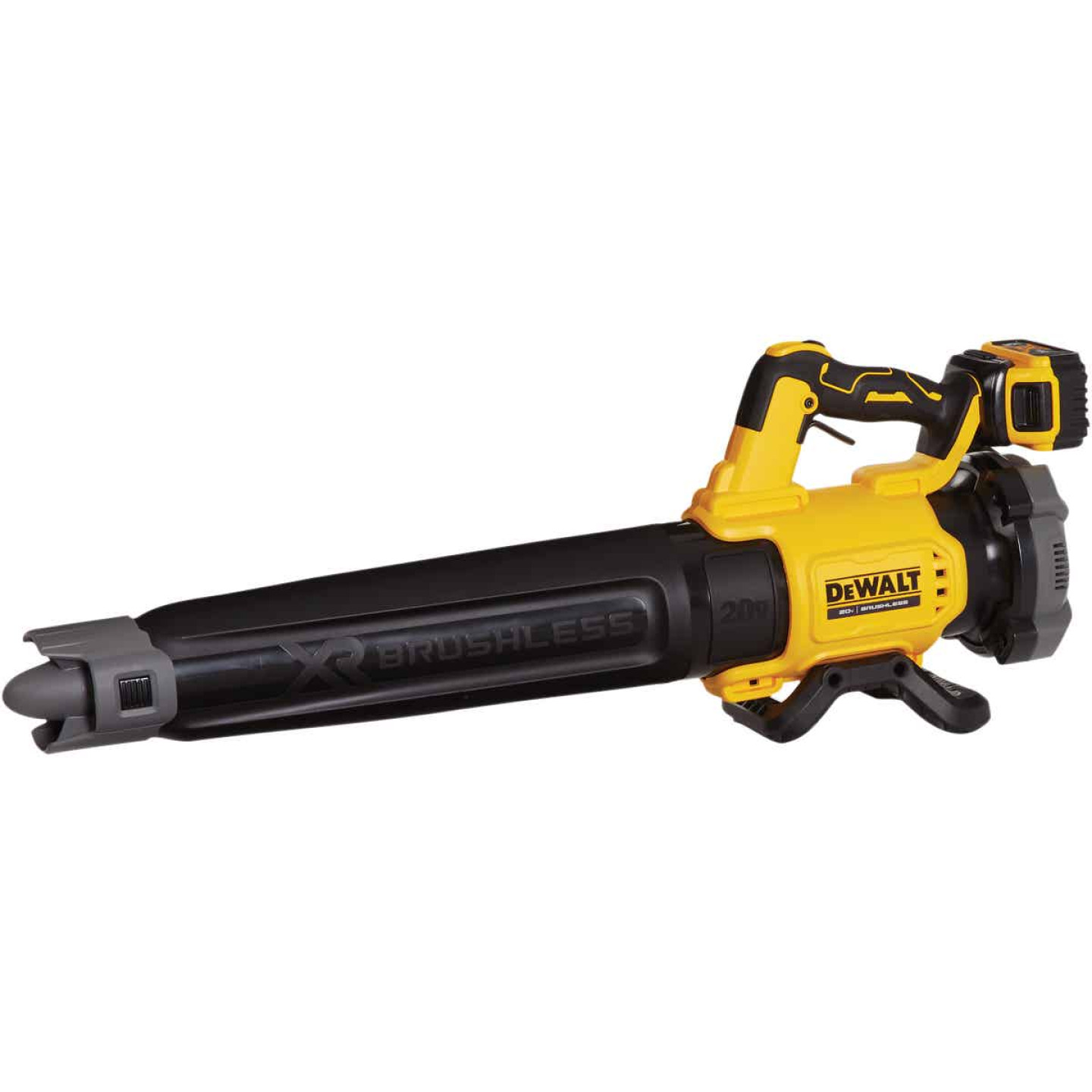 DeWalT MAX XR 90 MPH 20V Brushless Handheld Blower Image 1