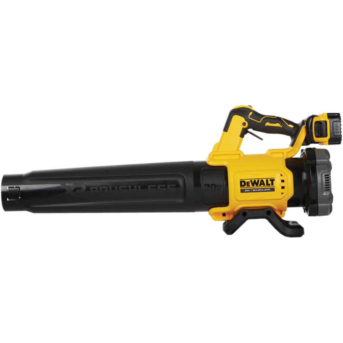 DeWalT MAX XR 90 MPH 20V Brushless Handheld Blower Image 7